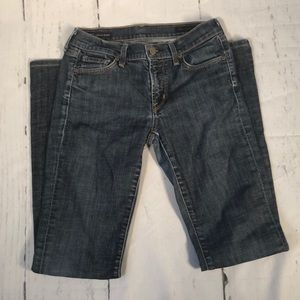 Citizens of Humanity High Rise Bootcut Jeans 27
